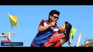 Chandrima _ New_ Chakma_ Music _ Video_ Song_ Official_ By_ Anabir _ Chakma