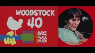 Joan Baez - Hickory Wind - Woodstock  August, 1969