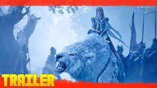El Cazador y la Reina del Hielo (2016) Final Tráiler Oficial #4 Español