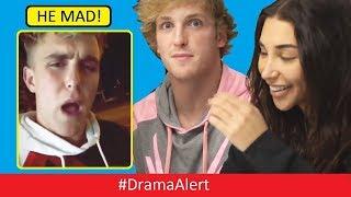 Logan Paul & Chantel Jeffries Relationship TRIGGERS Jake Paul! #DramaAlert Gigi Gorgeous & Walmart!