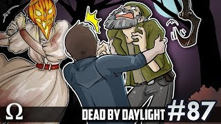 PUMPKINHEAD NURSE ON THE PROWL! | DBD #87 Multiplayer Mixed Rounds