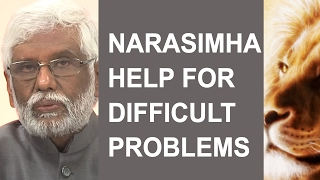 Angel Narasimha Chant:  Narasimha's Help For Difficult Problems