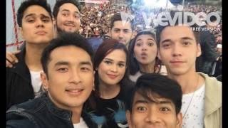 #HappyAJDay CERIA 1 Tahun Kebersamaan All Cast Anak Jalanan