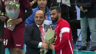 20180128 18th Asian Men's Handball Championship 2018 Award Ceremony