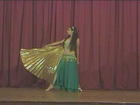 Danzas Arabes con Alas Alejandra Lobo Heredia