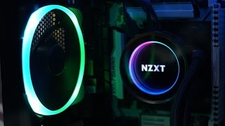 NZXT VR-Ready Gaming PC Build (and Giveaway) - S340 Elite / Kraken X62 / i7-6700K / GTX 1080