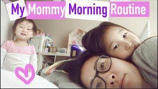 My REAL Mommy Morning Routine in Seoul, Korea   Korea Vlog (for Moms)
