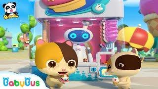 Super Bayi Panda | Bayi Kucing Cerdas & Lucu | Kumpulan Film Anak | BabyBus Bahasa Indonesia