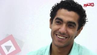 محمد عادل: زوجتي لا تغار من معجباتي وبناتي وش السعد عليا