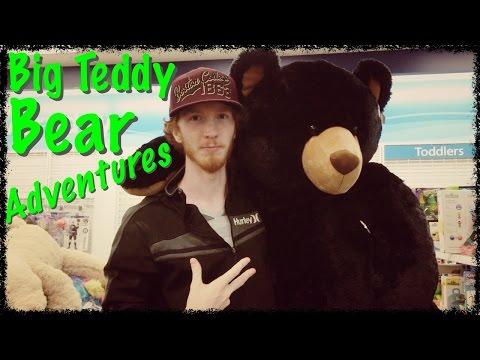 Big Teddy Bear Adventures