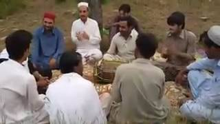 hazara mahiya in boys compition on manshera  full enjoyment