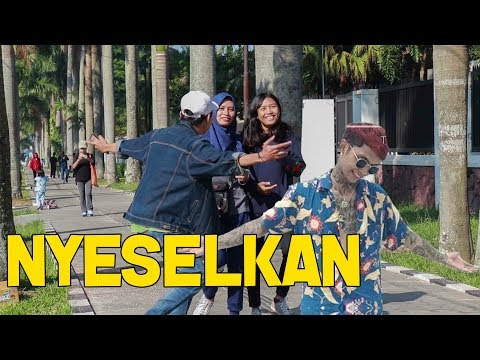 Young Lex Ft. MASGIB - Nyeselkan | Cover Singing In Public