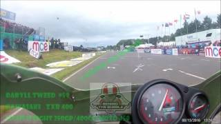 FULL THROTTLE+ 2016 ULSTER GRAND PRIX+BEHIND THE BUBBLE