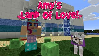 Amy's Land Of Love! Ep.128 I'm A Mother! | Minecraft | Amy Lee33