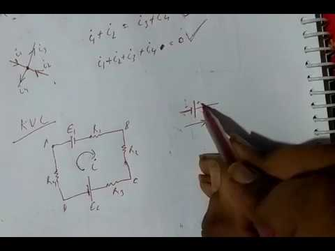 Xxx Mp4 Kirchhoffs Current And Voltage Law Kcl Kvl In Hindi 3gp Sex