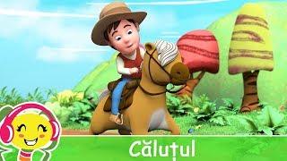 Căluțul - Cantece Pentru Copii - CanteceGradinita.ro