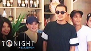 TWBA: Are John Lloyd and Angelica Panganiban reunited?