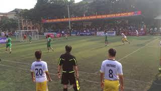 Vòng 4 Thái Nguyên League: [HIỆP 2] FC THANH TRA GT VS FC BROTHERS
