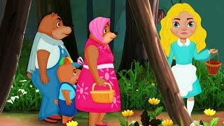 Goldilocks and the Three Bears - Fairy Tales – Full Story