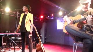Imany 23 mars 2015 La Bellevilloise Paris You Will Never Know