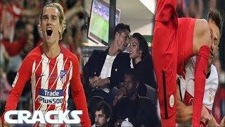 GRIEZMANN estrena el WANDA | CRISTIANO disfrutó gol de EX BARÇA | SALVAN su VIDA tras TREMENDO GOLPE
