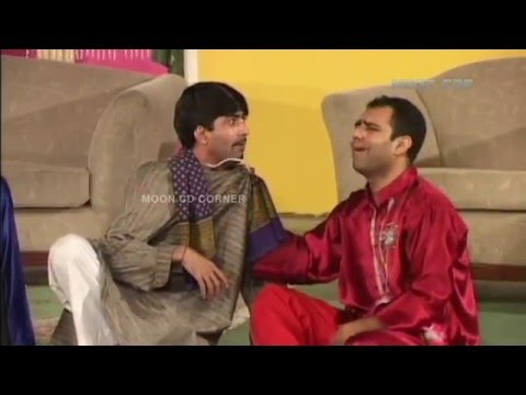 Best of Sajan Abbas New Pakistani Stage Drama Full Comedy Clip