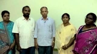 Testimony - Virudhachalam