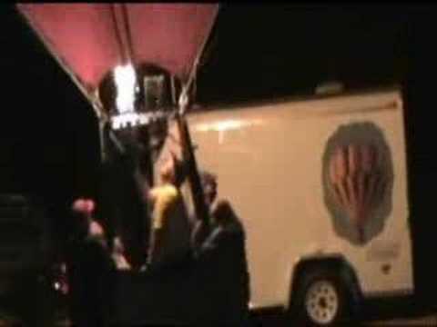 Burn - Jo Dee Messina - Balloon Footage