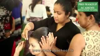 Bridal Makeup Courses - Pro Makeup Academy, Sri Lanka