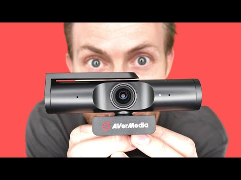 The BEST Webcam For YouTube Twitch & Streaming 1080p & 4K Avermedia PW513