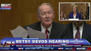 FULL HEARING: Betsy Devos For Secretary of Education