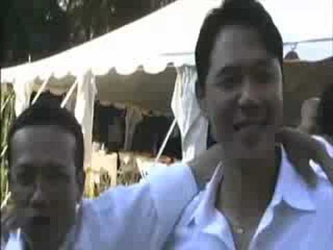 Drunks at Laos wedding..more sex