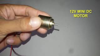 How to make mobile charger with fan    Free Energy for mobile charging