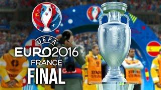 Euro 2016 Gameplay Walkthrough Part 7 - FINAL (PES 2016 UEFA EURO 2016)