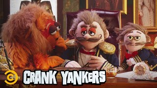 Tony Barbieri Prank Calls a Lice Remover as Niles Standish - Crank Yankers (NEW)