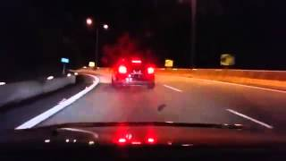 Mitsubishi Evolution 9 vs Mercedes A45 AMG