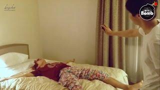 [방탄소년단/방탄밤] 진짜 잘노는 흥 많은 방탄이들