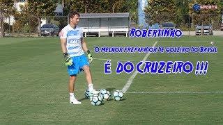 Robertinho, O MELHOR PREPARADOR DE GOLEIROS DO BRASIL