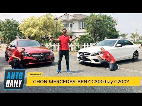 Xxx Mp4 Đánh Giá Mercedes Benz C Class 2019 Chọn C200 Hay C300 AMG AUTODAILY VN 3gp Sex