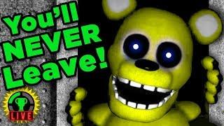 Fredbear is the WORST!! | Fredbear and Friends: Reboot (FNAF Fan Game)