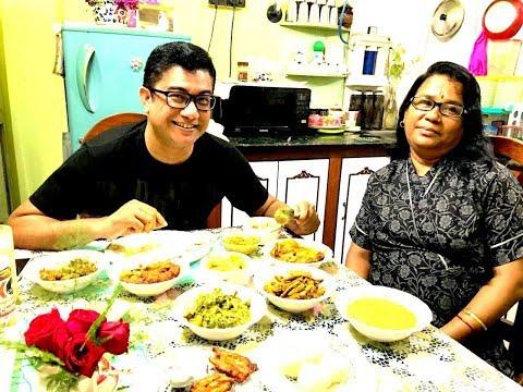 Xxx Mp4 কোলকাতার বাড়িতে নেমন্তন্ন FABULOUS INVITATION IN A KOLKATA HOUSE Home Made Bengali Food Feast 3gp Sex