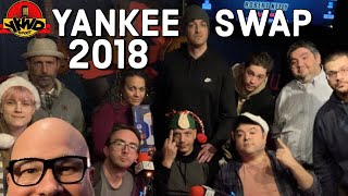 YKWD #257 Yankee Swap 2018 (Joe List, Dan Soder, Luis J Gomez, Rich Vos, Liz Furiati)