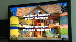 Bear in the big blue house credits