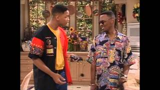 Fresh Prince of Bel Air Funny Moments Part 4