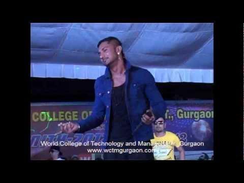 Xxx Mp4 YO YO Honey Singh At World College Of Technology Management Gurgaon 3gp Sex