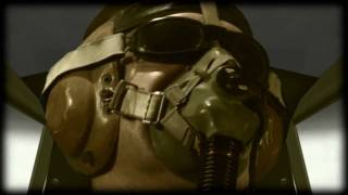 German Bf109 fighter pilot movie: