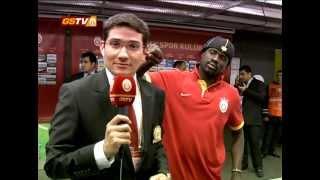 FUTBOL | Emmanuel Eboue Güldürüyor
