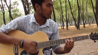 তামাক পাতা ।। Tamak Pata ।।  Ashes ।। Covered By Asr Rifath ।। Full Guitar Tutorial