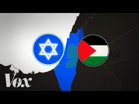 watch The Israel-Palestine conflict: a brief, simple history