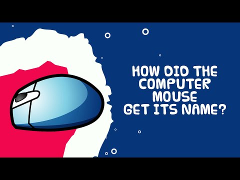 How Did The Computer Mouse Get Its Name Interesting Facts About Computer